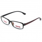 Old Man 100 620 Ultra-Light 200 Degrees Resin Lens TR90 Frame Reading Glasses - Black