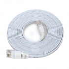 Cat6 RJ45 Male to Male Network Cable - White (3m)