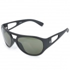 OREKA WG001 Fashion PC Lens UV400 Protection Sunglasses Goggles - Black