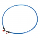 DIY Motorcycle Brake Oil Hose Tube Pipe - Blue (95cm)