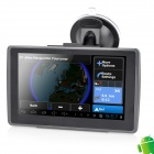 "M5650 5"" Resistive Screen Android 4.0 GPS Navigator w/ Europe Map / Wi-Fi"