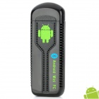 UG007 Dual-Core Android 4.1 Google TV Player w / Wi-Fi / 1GB RAM / 8GB ROM - Black (EU Plug)