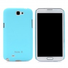 Protective Plastic Case for Samsung Galaxy Note 2 N7100 - Blue