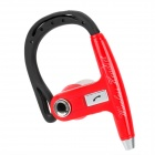 Bluetooth 2.1 Handsfree Headset w/ Microphone - Red + Black