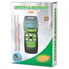 U381 OBD2/EOBD2 Memo Scanner with Live Data Display and Software CD