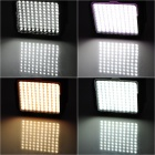 NanGuang CN-LUX1000 6W 650lm 5400/3200K 100-LED Video Light - Black (6 x AA)