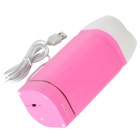 ELAH PC 001 USB Powered Aromatherapy Air Humidifier - Pink