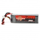 Replacement 14.8V 30C 2800mAh Li-Poly Battery Pack for R/C Model - Silver + Grey