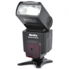 Meike MK-431-N 2.2' LCD Flash Speedlite for Nikon D4X / D4 / D800 / D700 + More - Black (4 x AA)
