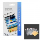 Protective Matte Screen Protector for Samsung N7100 - Transparent (5 PCS)
