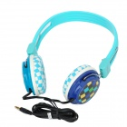 Sonun SN-B01 Stereo Headphones Headset - Blue