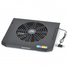 "CoolerMaster CMC1 USB 2.0 Cooling Pad Fan Cooler for 9~15.6"" Notebook Laptop - Black"