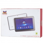 "ViewSonic VB100a Pro 10.1"" Capacitive Screen Android 4.0 Dual Core Tablet PC w/ Wi-Fi - Silver"
