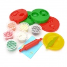 Doughnut DIY Super-Modeling Fun Mud Toy - Multi-Color