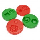 Doughnut DIY Super Modeling Fun Mud Toy - Multi-Color