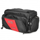 Outdoor Rainproof Bike Bicycle Front Camera Carrying Bag - Black + Red