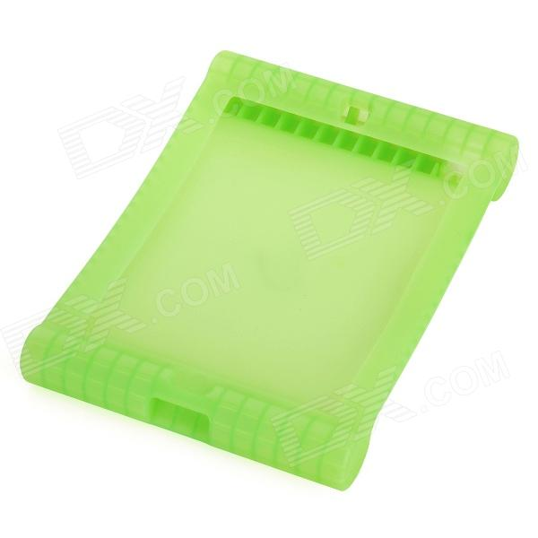 Protective Slim Silicone Case Cover for Ipad 2 / New Ipad - Green