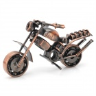 M35C Motorcycle Model Table Decoration - Antique Brass