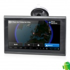 "M7020AV 7"" Resistive Screen Android 4.0 GPS Navigator w/ Europe Map / Wi-Fi / AV-IN"