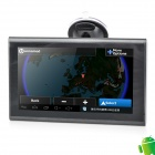 "M7053AV 7"" Resistive Screen Android 4.0 GPS Navigator w/ Europe Map / Wi-Fi / AV-IN"