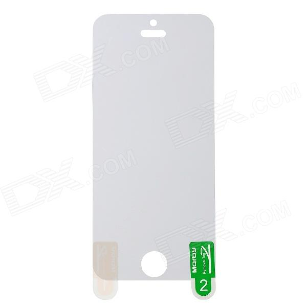 Marby Protective Mirror Screen Protector Film Guard for Iphone 5 - Transparent