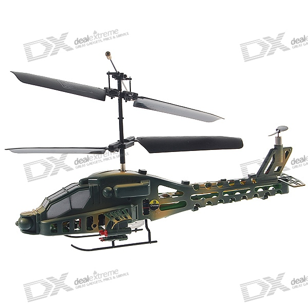 3-Channel Rechargeable IR R/C Helicopter