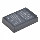 "PS-BLS1 Replacement 7.4V ""1500mAh"" Li-Poly Battery for Olympus E-400 / EVOLT E-410 + More - Black"