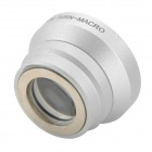 A-8001 Detachable 0.67X 0.67X Wide Angle Macro Lens Set for Iphone 3g / 3GS / 4 / 4S / 5