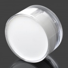 Light Controlled Solar Floor 0.06W 7000K LED White Light Lamp - White