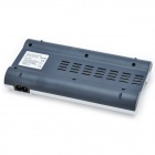 GOOP GD-808A 8-Slot AA / AAA Battery Charger - Grey (2-Round-Pin Plug / AC 100~240V)