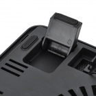 "BUBALUS USB 2.0 Cooling Pad Fan Cooler for 9~14"" Notebook Laptop - Black"