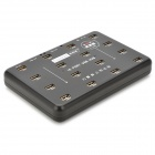 A-102 High Speed ​​USB 2.0 16-Port Hub - Svart