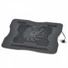 C059 USB Cooling Pad Fan Cooler for 15