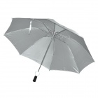 Creative 0% Alcoholicity Wine Bottle Umbrella - White + Black + Silver Grey