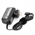 AC Power Adapter Charger for ASUS Tablets - Black (2-Flat-Pin Plug / 100~240V / 180cm-Cable)