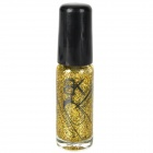 BK KNO4 dekoration Nagellack - Golden (5 ml)