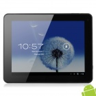 "Huyang HC-102 9.7"" Capacitive Screen Android 4.0 Tablet PC w/ TF / Wi-Fi / HDMI / Camera - Silver"