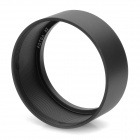 FOTGA 52mm Aluminum Alloy Lens Hood for Camera - Black