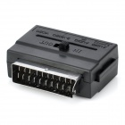 3-RCA + S-Video to 20-Pin Converter / Adapter - Black