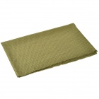 Outdoor Breathable Mesh Fabric Scarf Manggeon - Army Green