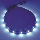 2.25W Blue Light 120LM 15*SMD 1210 LED Deco Light Strip (30cm / 4PCS)