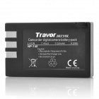 Travor NP-140 7.4V 1150mAh Battery Pack for Fujifilm FinePix S100FS / S200EXR / S205EXR - Black