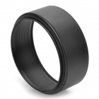 FOTGA 58mm Aluminum Alloy Lens Hood for Camera - Black