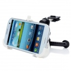 Car Swivel Air Outlet Mount Holder for Samsung Galaxy S3/I9300 - White + Black