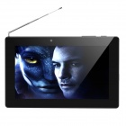 "Freelander PD20-TV 7"" Capacitive Screen Android 4.0 Dual Core Tablet PC w/ TV / GPS / Wi-Fi - Black"