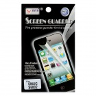 Protective Glossy Screen Guard Protector for Samsung S6802 - Transparent