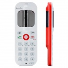 Spare One GSM Dual-Band Emergency Phone (1 x AA)