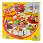 Little Sweet Cakes DIY Super Modeling Fun Mud Toy - Multi-Color