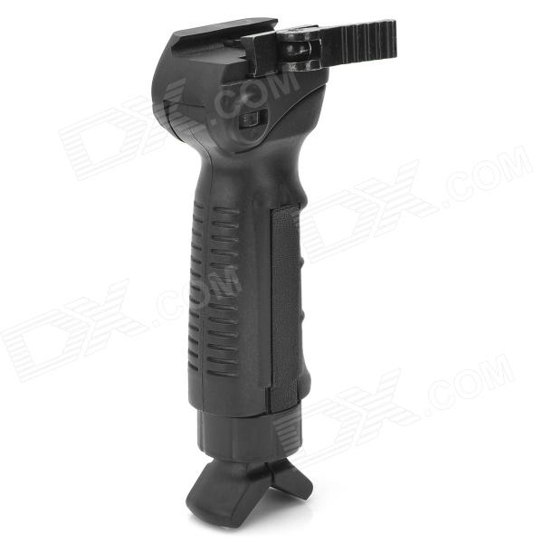 21mm Tactical Quick Release Gun Grip Fore Grip - Black dlla133p814 common rail injector nozzle suitable for diesel engine a