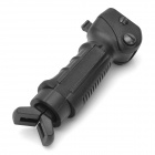 21mm Tactical Quick Release Gun Grip Fore Grip - Black